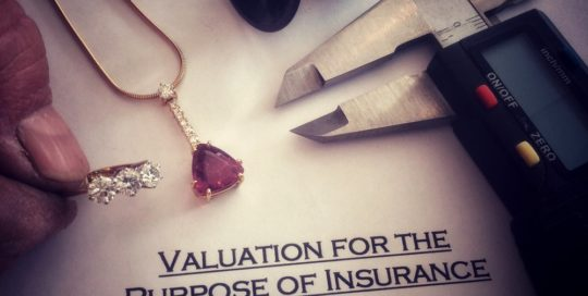 Jewellery Valuation