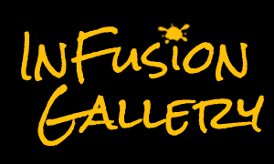 Infusion Gallery Mobile Logo